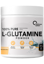 Optimum System Pure Glutamine Powder