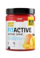 VPLab FitActive Isotonic Drink 500гр