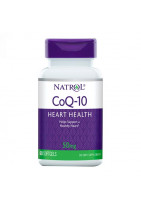 Natrol CoQ10 50mg 60 caps