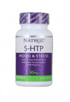 Natrol 5HTP 50mg 30 caps