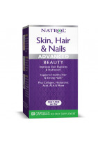 Natrol Skin Hair Nails Womens