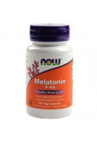 NOW Melatonin 5mg