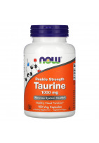 NOW Taurine 1000 mg 100 vcaps