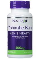 Natrol Yohimbe Bark
