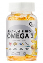 Optimum System Platinum Omega 3 90 caps