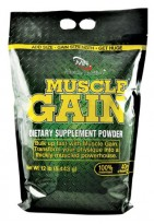 Muscle Nutrition Muscle Gain
